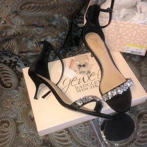 Beautiful Badgley kitten heels used once